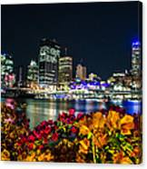 Brisbane Canvas Print