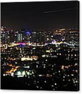 Brisbane Nights I Canvas Print