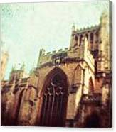 Bristol Church Canvas Print