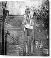 Bristol Docks Station Canvas Print