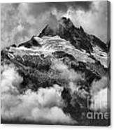 British Columbia Tantalus Mountain Range Canvas Print