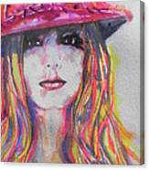 Britney Spears Canvas Print