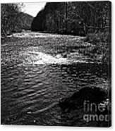 Broad River 5 Canvas Print