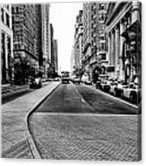 Broad Street Philly Canvas Print