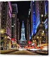 Broad Street South Canvas Print