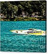 Broadco Property Canvas Print