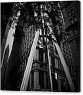 Broadway Nyc Canvas Print