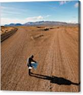 Brody Leven, Patagonia, Chile Canvas Print