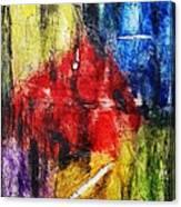 Broken 4 Canvas Print