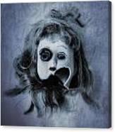 Broken Head Canvas Print
