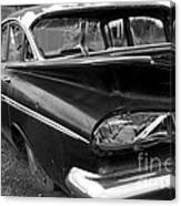 Broken Impala Canvas Print