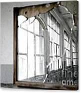 Broken Mirror Canvas Print