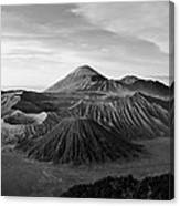 Bromo Valley Java Indonesia Canvas Print