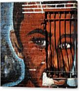 Bronx Graffiti - 2 Canvas Print
