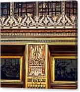 Bronze Crowns Canvas Print