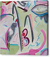 Broode Canvas Print