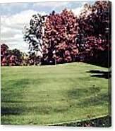 Brookhill Golf Course Canvas Print