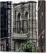 Brooklyn Bridge 7 Canvas Print