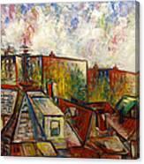 Brooklyn View Canvas Print