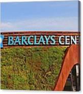 Brooklyn's Barclays Canvas Print