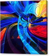 Brooks Aliens 8 Canvas Print