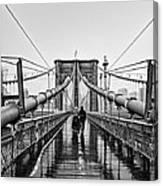 Brookyln Bridge  Canvas Print