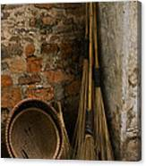 Brooms   #0112 Canvas Print