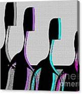 Brothers #2 Canvas Print