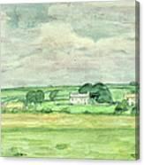 Broughton Canvas Print