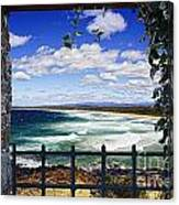 Broulee Beach Canvas Print