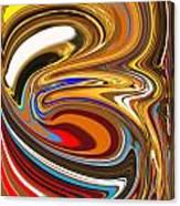 Brownbird Canvas Print