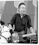 Bruce Springsteen 3 Canvas Print