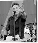 Bruce Springsteen 5 Canvas Print