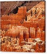 Bryce Canyon Landscape Canvas Print