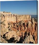 Bryce Canyon Scenic View Canvas Print