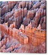 Bryce Canyon Sun Rising Canvas Print