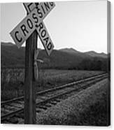 Bryson City Railroad Canvas Print