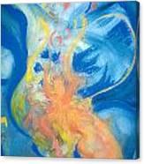 Brzilian Rhythms Canvas Print