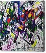 Bseter Elyon 71 Canvas Print