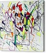 Bseter Elyon 86 Canvas Print