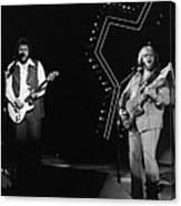 Bto In Spokane In 1976 Canvas Print