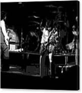 Bto Rock Spokane In 1976 Art Canvas Print