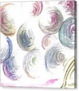 Bubbles Bubbles Canvas Print