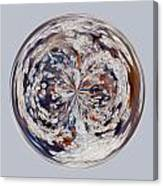 Bubbly Orb Canvas Print