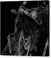 Buccaneer Canvas Print