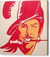 Buccaneers Canvas Print