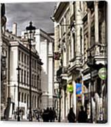 Bucharest The Little Paris Canvas Print