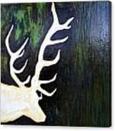 Buck Canvas Print