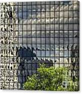 Buckhead Reflections Canvas Print