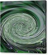 Bud Twirl Canvas Print